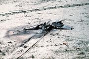 Iraqi Su-25 - Gulf War 1991