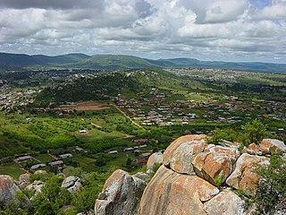 Iringa Place in Tanzania