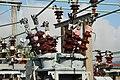 Is-orsaf Drydan Y Ffôr Electricity Substation - geograph.org.uk - 541988.jpg