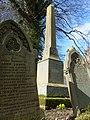 Isaac Holden Memorial at St. Cuthbert's, Allendale - geograph.org.uk - 1773653.jpg