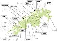 Islands of norway