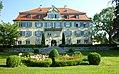 Isny - Neutrauchburg,Schloss mit Park.JPG