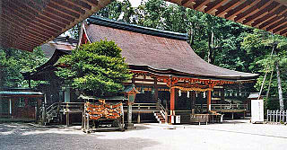 Isonokami Shrine Shinto shrine in Nara Prefecture, Japan