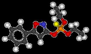 Isoxathion - Image: Isoxathion 3D balls