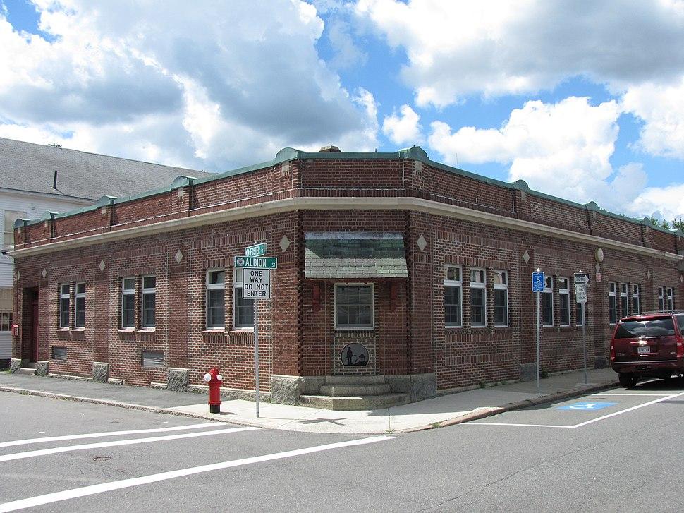 Item Building, Wakefield MA