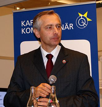2010 Slovak parliamentary election - Image: Ján Figel