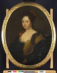 Sara Adriana van Noodt (1692-1759). Echtgenote van Jan Ham van den Ende
