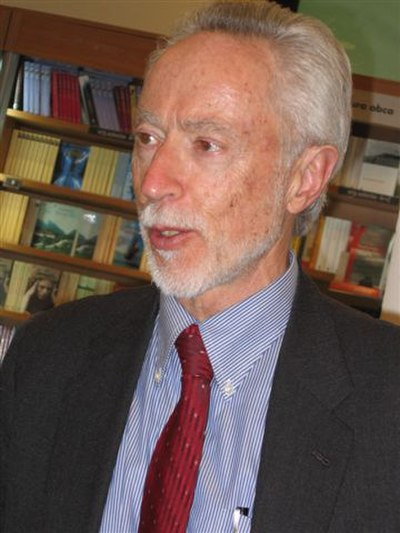 Picture of an author: J. M. Coetzee