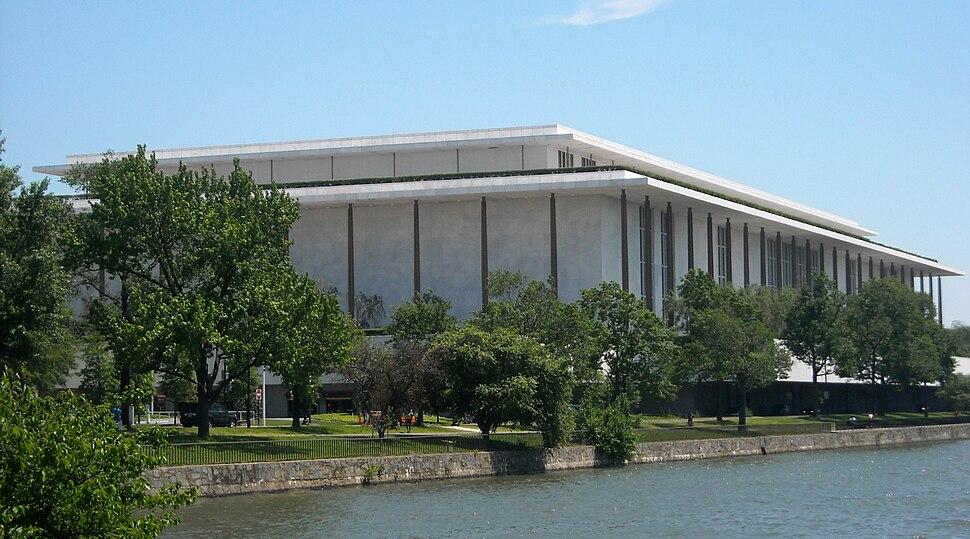 JFK Center DC