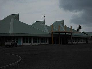 J. F. Mitchell Airport
