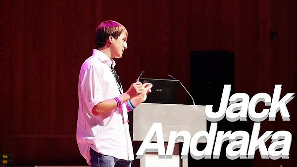 File:Jack Andraka - Cancer Researcher.webm