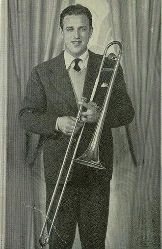 Jack Fulton - Image: Jack Fulton with trombone