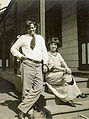 Jack and Charmian London 1911.jpg