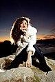 Jackie Martinez in the sunset.jpg
