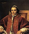 Jacques-Louis David - Portrait of Pope Pius VII - WGA06091.jpg