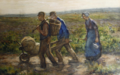 Jacques Zon - Returning home from the fields.png