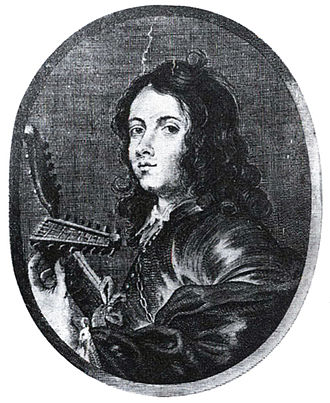 Jacques de Saint-Luc - Jacques de Saint-Luc in a 1641 engraving by A. Vander Does (after Gerard Seghers)