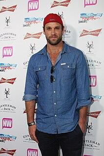 Jake Ryan (actor) Australian actor