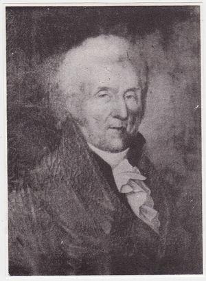 Stenbock House - Count Jakob Pontus Stenbock (1744-1824)