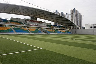 Singapore national under-16 football team - The Jalan Besar stadium