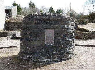 Douglas, South Lanarkshire - James Gavin Monument
