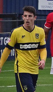 James Roberts (footballer, born 1996) Footballer (born 1996)
