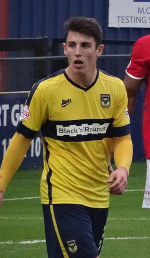James Roberts (footballer, born 1996)