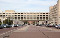 James V. Forrestal Building - north at main building.JPG