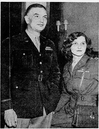 James Tiptree Jr. - Alice and Huntington Sheldon, January 1946
