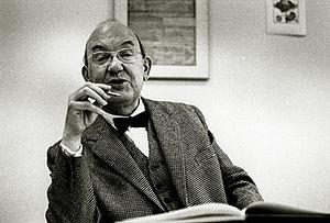 Jan Tschichold - Jan Tschichold in 1963