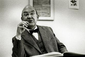 Jan Tschichold - Image: Jan Tschichold (1963) by Erling Mandelmann