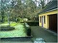January Frost Botanic Garden Freiburg Kamelien Garten - Master Botany Photography 2014 - panoramio.jpg
