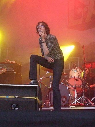 Jarvis Cocker - Jarvis Cocker performing at the Latitude Festival in 2007.
