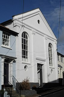Jarvis Hall, Steyning Church in West Sussex , United Kingdom