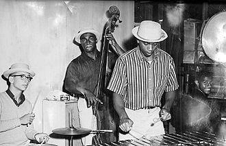 Roger Dawson - The Jazz Monitors 1957