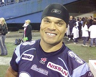 Jeff Johnson (Canadian football) professional Canadian football running back