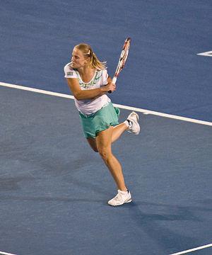 Jelena Dokic - At 2009 Australian Open