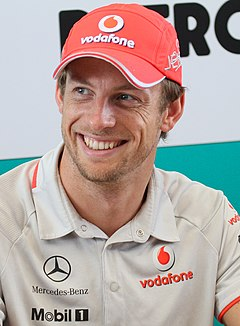 Jenson Button Simple English Wikipedia The Free