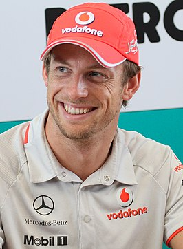 Jenson Button in 2010