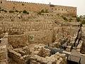 Jerusalem - Saindo pelo Portão Dung P1120488 (7139074737).jpg