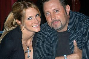 Brad Armstrong (director) - Armstrong and his wife Jessica Drake at the XRCO Awards show in June 2005