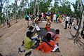 Jhokan Das and Group - Baul Song Performance - Saturday Haat - Sonajhuri - Birbhum 2014-06-28 5313.JPG