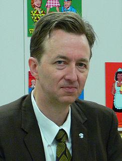 Joakim Lindengren Swedish cartoonist