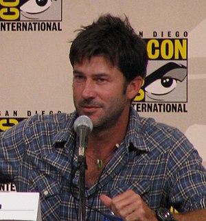 Joe Flanigan at Comic Con 2008