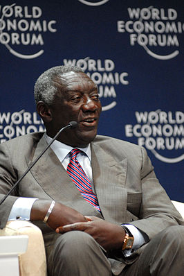 John Agyekum Kufuor - World Economic Forum on Africa 2008.jpg