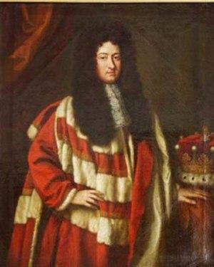 John Egerton, 3rd Earl of Bridgewater - John Egerton, 3rd Earl of Bridgwater by Godfrey Kneller, 1685
