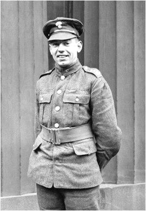 87th Battalion (Canadian Grenadier Guards), CEF - Private John Francis Young Victoria Cross recipient