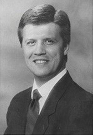 John Hostettler - Hostettler earlier in his congressional career