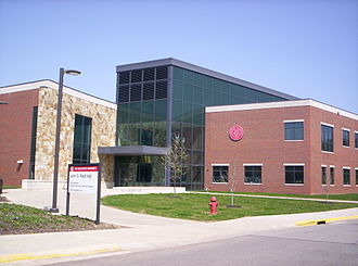 Ohio State University, Mansfield Campus - John O. Riedl Hall
