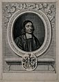 John Wallis. Line engraving by D. Loggan, 1678, after himsel Wellcome V0006130.jpg